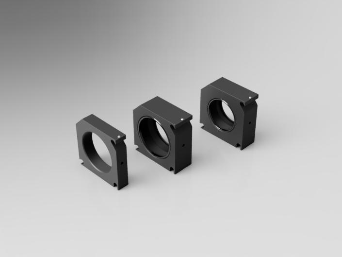 Cage用集光レンズホルダー (60mm)