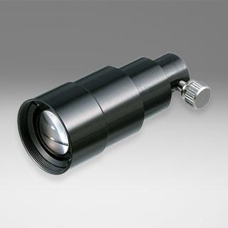 ファイバー照明装置用フォーカシングレンズ